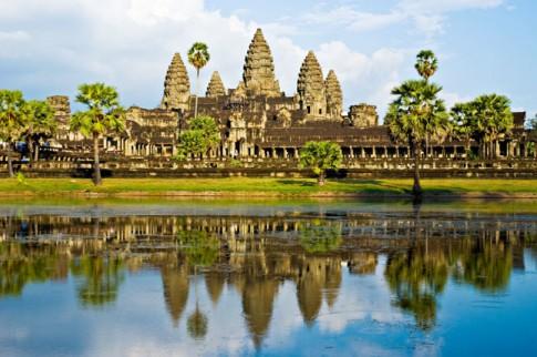 Siem Reap vuot mat cac thanh pho Au - My vi su than thien