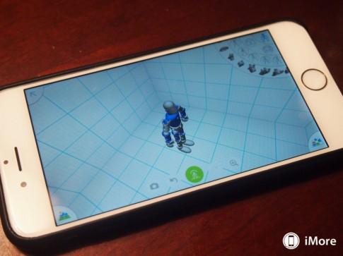 Thiết kế mô hình 3D dễ dàng trên iPhone