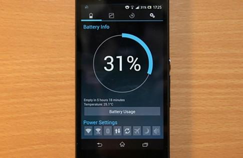Top những ứng dụng sẽ hút cạn pin của điện thoại Android
