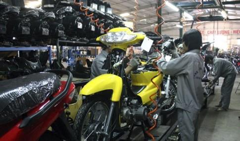 Xe máy đồng loạt tăng giá sau tết