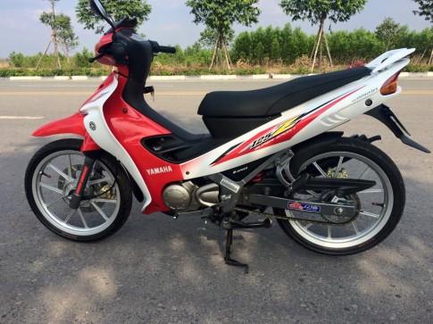Yamaha Z125 với bản độ đơn giản mà cực đẹp