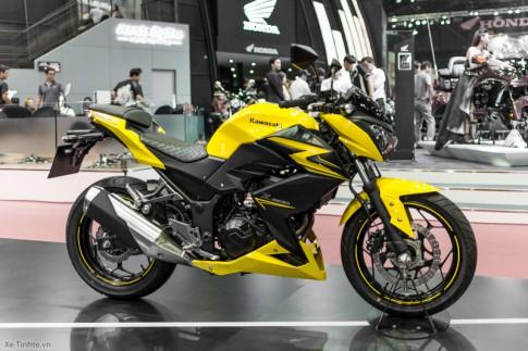 Kawasaki Z300 Chiếc Nakebike có giá 140 triệu đồng