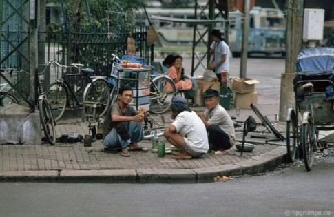 Những hình ảnh đẹp về Hà Nội những năm thập niên 90