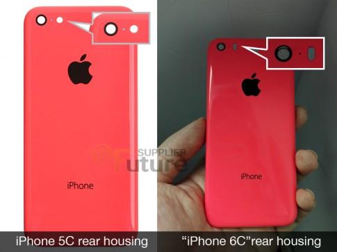 Rò rỉ hình ảnh của iPhone 6C ở Trung Quốc