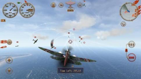 Sky Gamblers: Storm Raiders - Không chiến kinh thiên