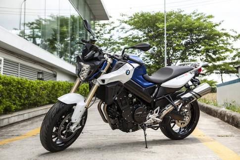 Cận cảnh BMW F800R 2015 chính hãng Việt Nam có giá 539 triệu đồng