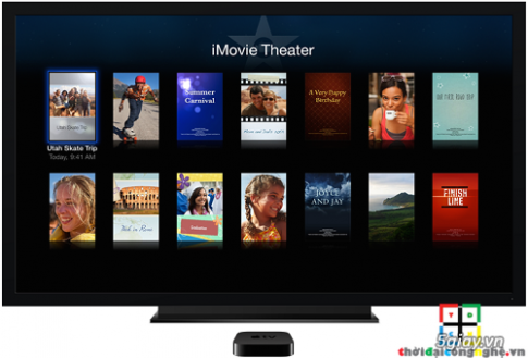 Huong dan Restore Apple TV bang iTunes