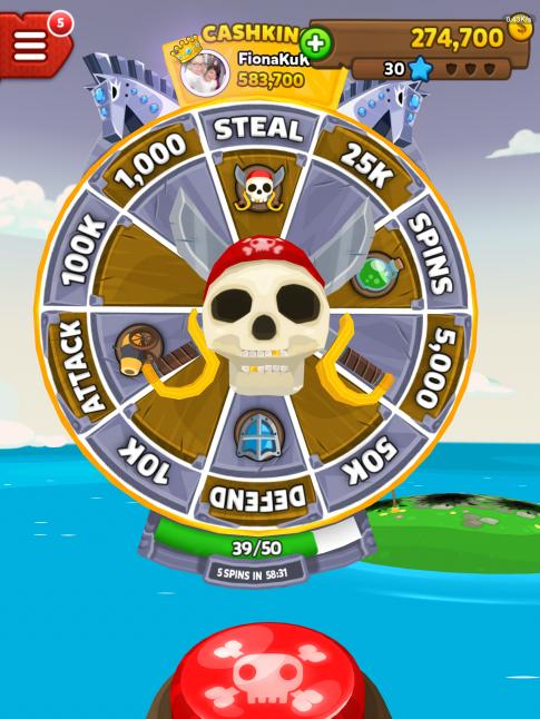 Pirate Kings - Mẹo chọn đúng đảo để cướp