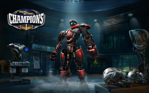 Real Steal Champions - Đại chiến robot