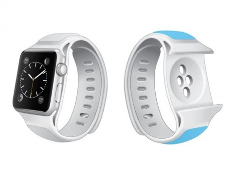 Reserve Strap giup keo dai thoi luong pin cho Apple Watch