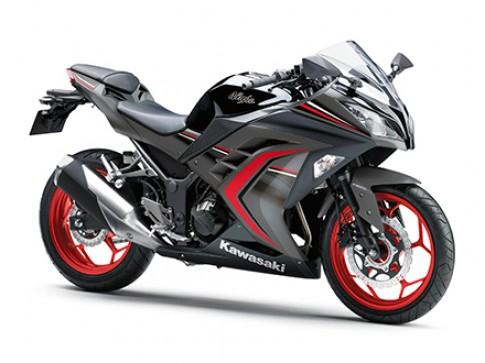 Chào đón Kawasaki ninja 300 2016