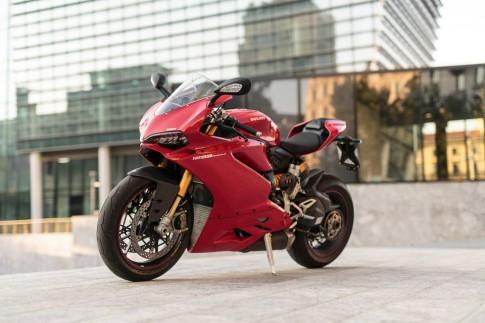 Ducati 1299 Panigale 2015 sẽ được bán chính hãng tại Việt Nam
