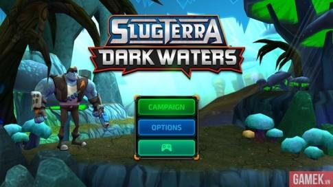 Slugterra: Dark Waters - Game phiêu lưu ăn theo phim hoạt hình nổi tiếng cùng tên