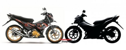 So sanh Honda Sonic 150R va Suzuki Raider R150