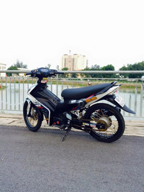 Chiec Ex2010 do doc dao cua biker Bien Hoa