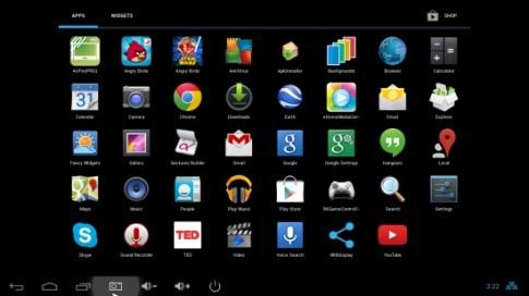 Đập hộp chiếc Android tv box Minix NEO X5 mini