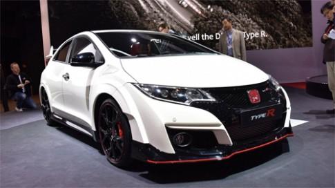 Honda Civic Type R, chuẩn mực mới của Honda