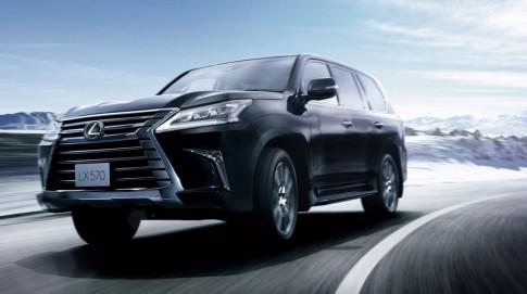 Lexus đứng đầu về chỉ số hài lòng của khách hàng