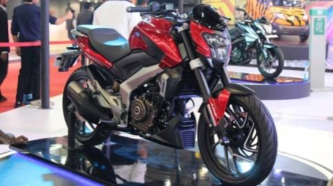 Bajaj Pulsar CS200 mẫu nakedbike mới sắp được ra mắt