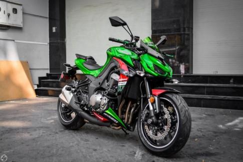 Kawasaki Z1000 lung linh trong bo anh tuyet dep