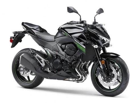 Kawasaki Z800 ABS 2016 ra mắt với giá hơn 180 triệu