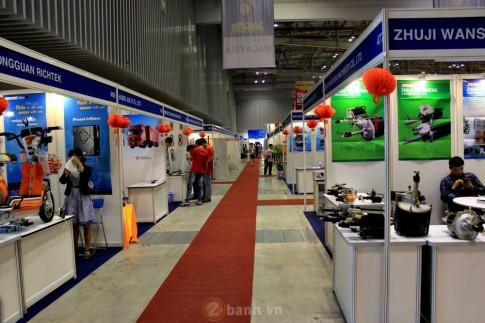 Những hình ảnh về triển lãm Saigon Autotech 2015