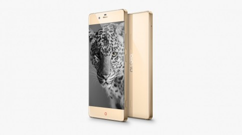 Nubia Z9 - điện thoại không có viền Benzel đến từ ZTE - Trung Quốc