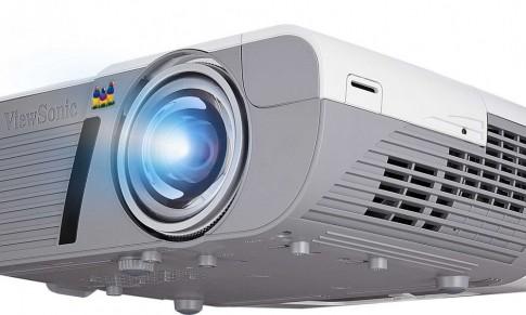 ViewSonic ra mắt dòng máy chiếu thông minh LightStream dành cho doanh nghiệp vừa và nhỏ