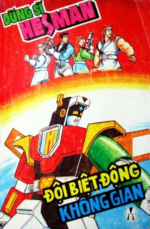 10 bộ truyện tranh gắn liền với thời thơ ấu