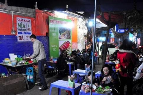 """10 con phố """"một món"""" đình đám ở Hà Nội"""