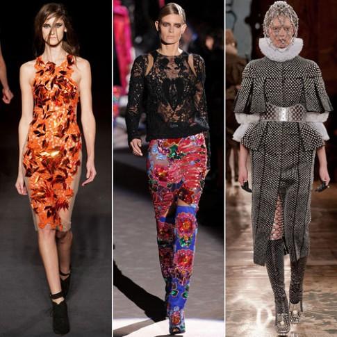 10 xu hướng thời trang Thu 2013 (2)