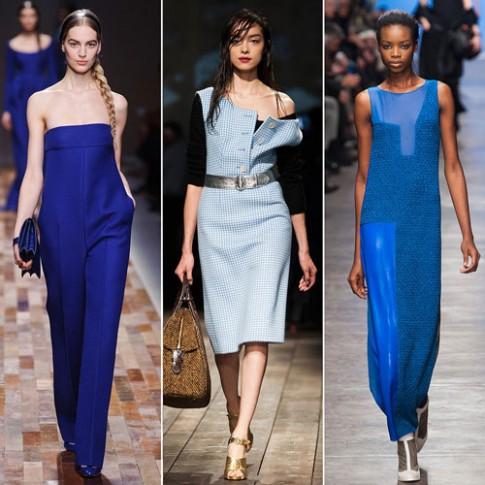 10 xu hướng thời trang Thu 2013