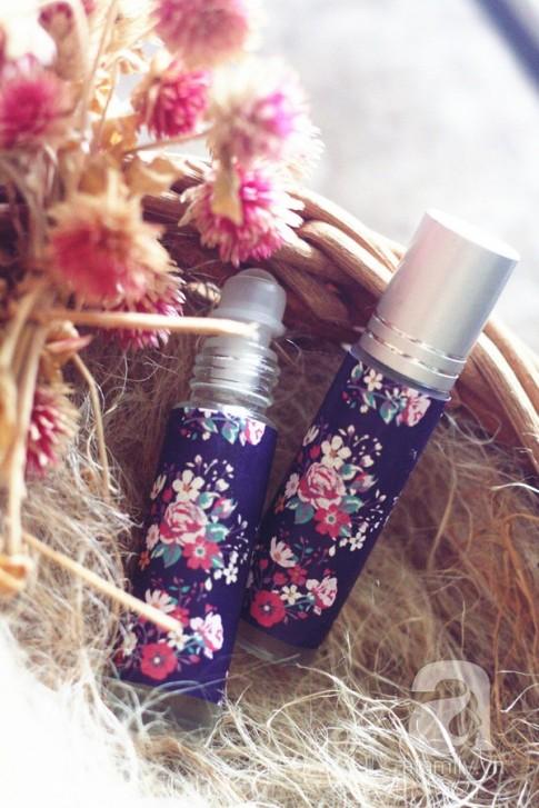 3 bước đơn giản làm nước hoa theo phong cách của bạn