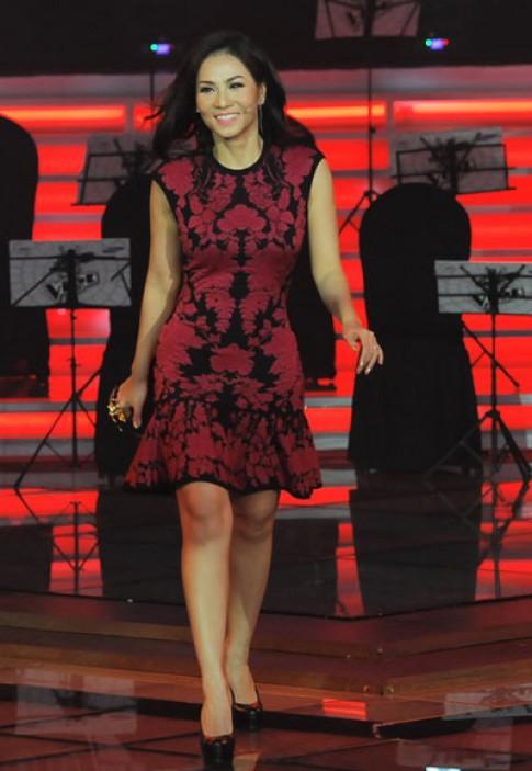 3 chiếc váy hút mắt ở liveshow The Voice