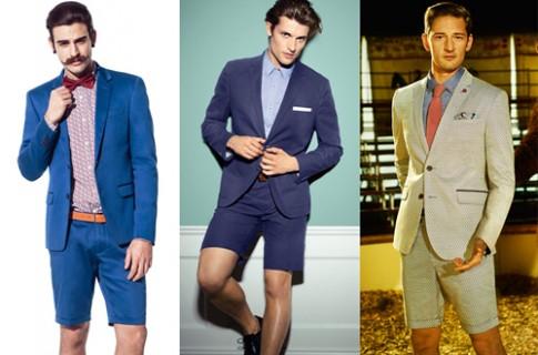 4 bí quyết giúp nam giới mặc vest cộc lịch lãm