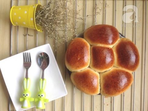 4 bước đơn giản làm bánh mì bơ thơm mềm cho bữa sáng