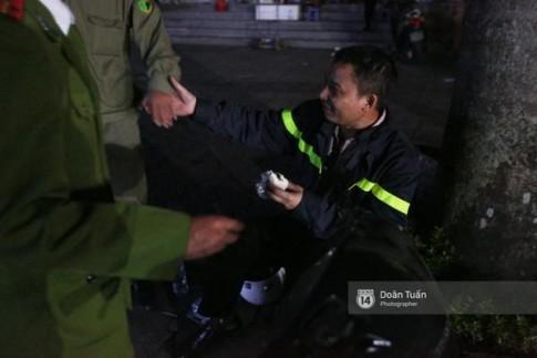 5 giờ gồng mình giải cứu hàng trăm cư dân mắc kẹt trong đám cháy ở KĐT Xa La