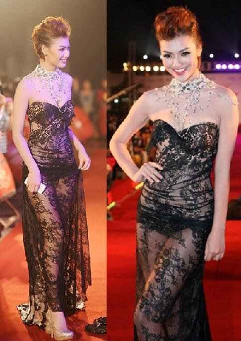 5 kiểu thảm họa thời trang của sao Việt