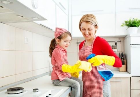5 tuyệt chiêu dạy con cực hay của mẹ Mỹ