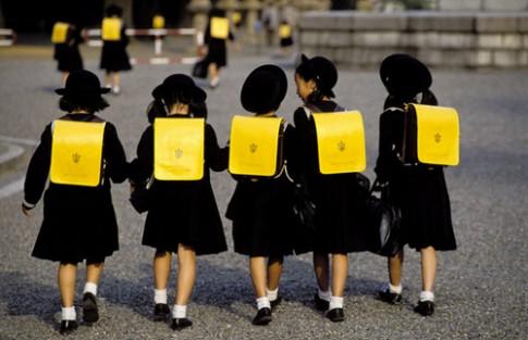 8 Bí quyết dạy con của người Nhật
