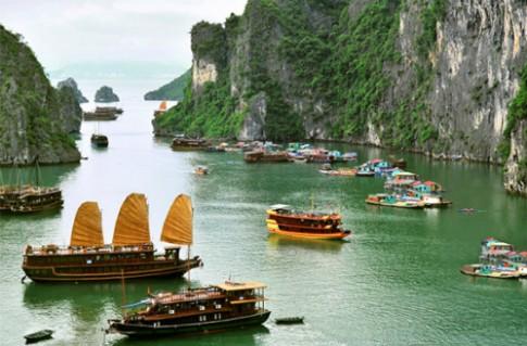 Ba địa danh Việt Nam vào top kỳ quan thiên nhiên ở châu Á