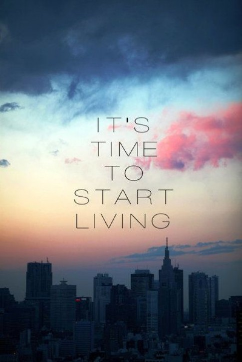 Bạn chỉ sống một lần thôi...