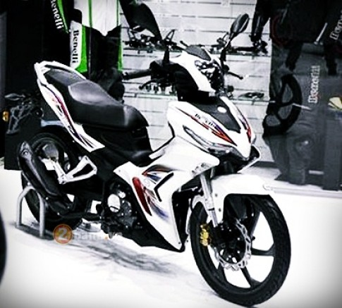 Benelli tung ra dòng xe thay thế Exciter 135