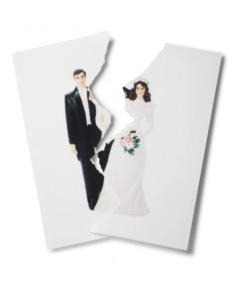 Bi kịch của những tấm ảnh cưới khi các cặp vợ chồng giận nhau
