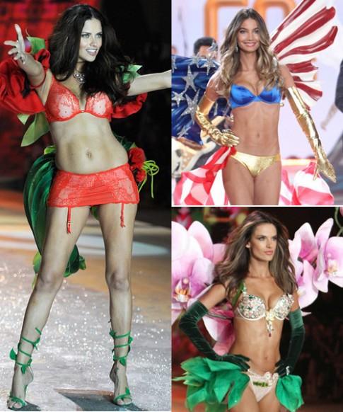 Bí quyết hồi dáng siêu tốc của 'thiên thần' Victoria's Secret