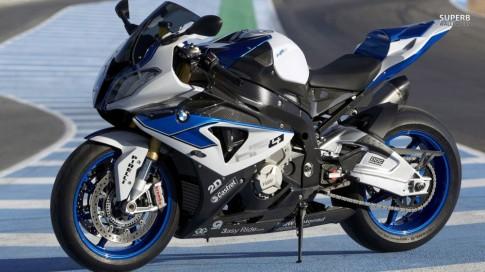 BMW S1000rr đạt max speed 320km/h