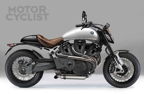BMW xây dựng động cơ W3 cho dòng cruiser trong tương lai
