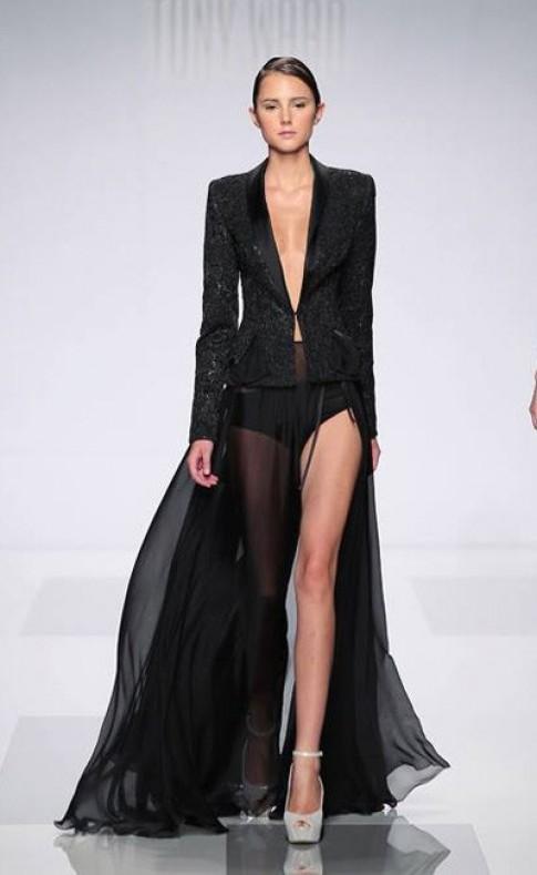 Bộ sưu tập Haute Couture của Tony Ward