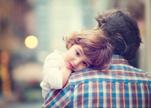 Bố yêu con, con gái ạ!