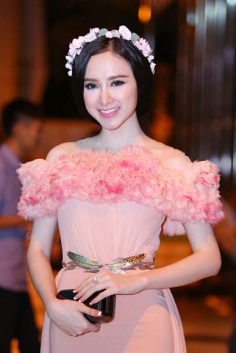 Các mỹ nhân Việt trang điểm đẹp nhất tuần qua